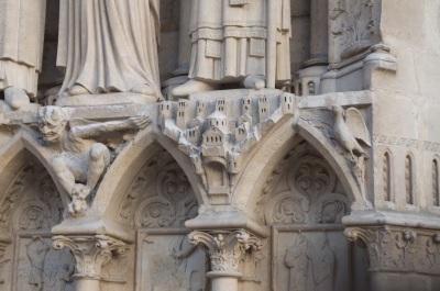 Notre Dame - Detail