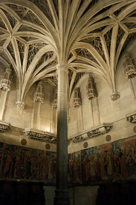 Cluny - Vaulted Ceiling
