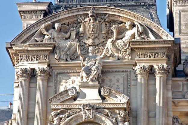 Louvre Ornate 2