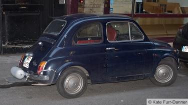 11d Vintage Car - Fiat