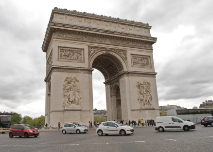 Arch Traffic Circle