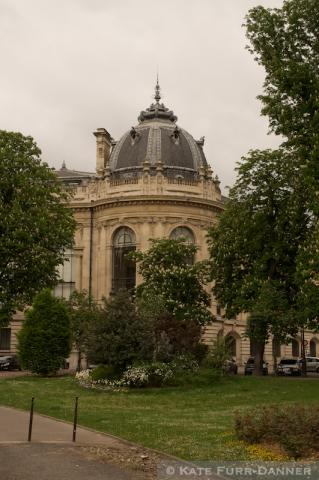 Architecture - Grand Palais Complex