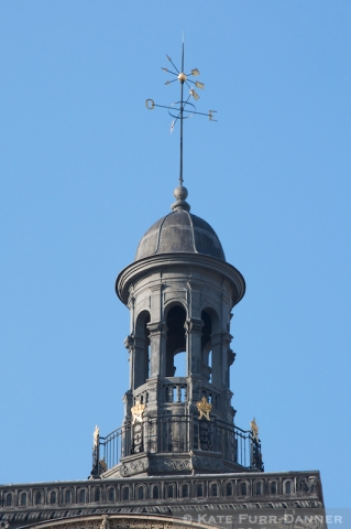 Architecture - Tower Weathervane