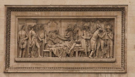 Panel on the Arch