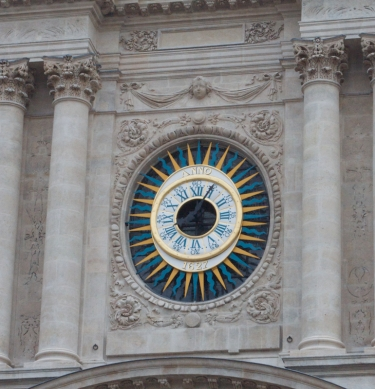 St Paul Church Clock