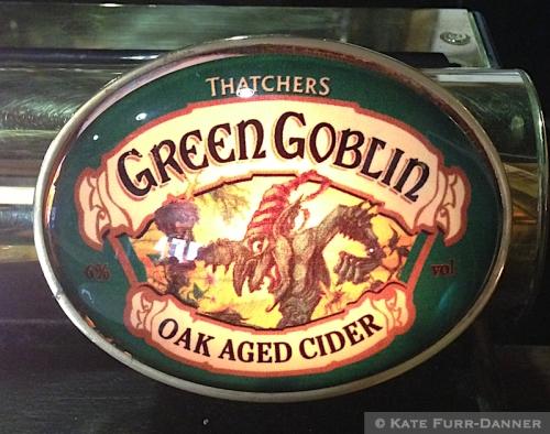 Green Goblin Cider