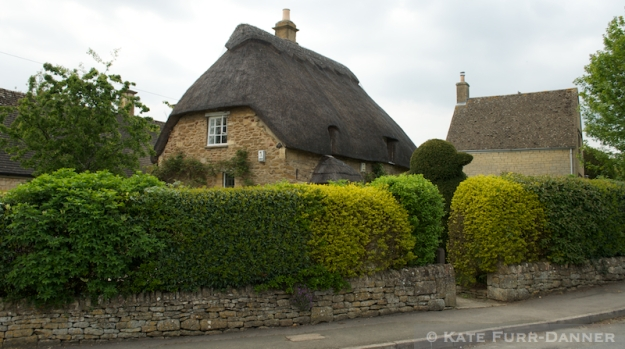 Thatched Roof House Chipping Campden