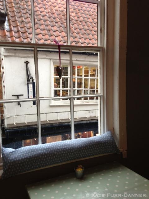 The Shambles Flax & Twine Window