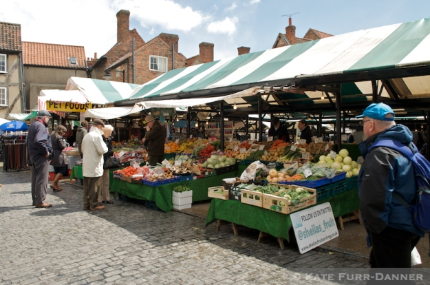 York Market Day