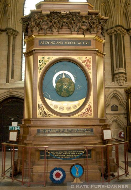 York Minster Astronomical Clock