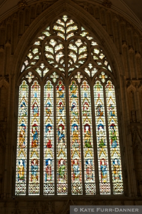 York Minster Stained Glass 2