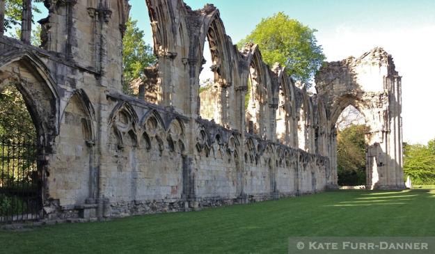 York St Mary's Abbey 1