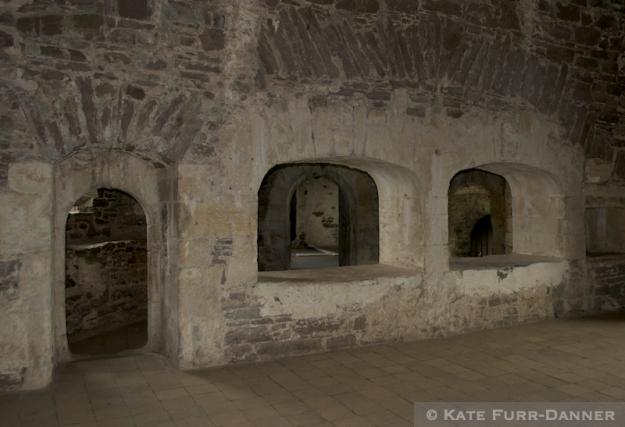 Doune Castle Kitchen & Castle Anthrax