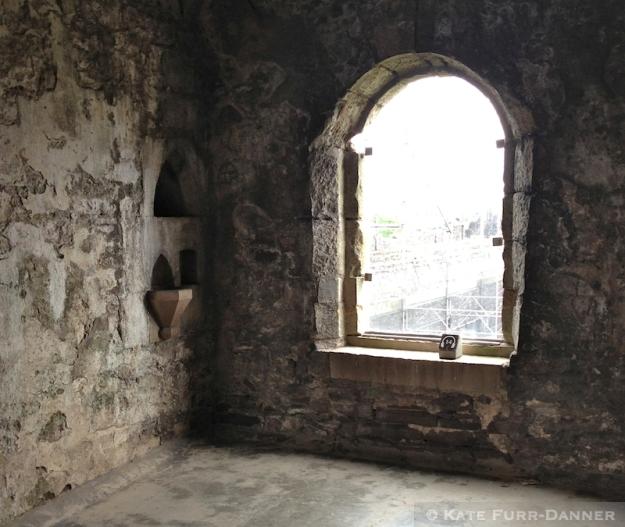 Doune Castle Private Chapel