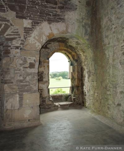 Doune Castle & Swamp Castle Herbert's Chamber