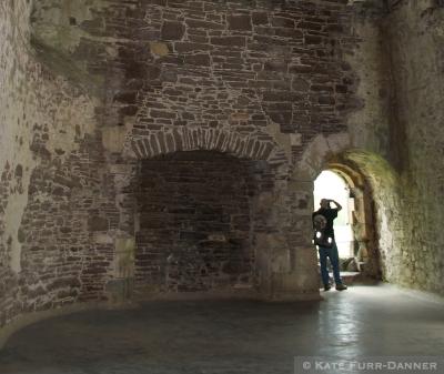 Doune Castle Swamp Castle Princess Lucky's Chamber