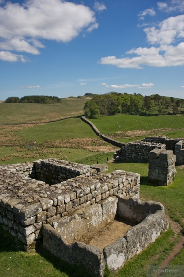 Hadrian's Wall, Housesteads Roman Fort