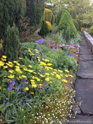 Haltwhiste B&B Garden