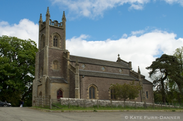 Kencardine in Menteith Parish Church of Scotland
