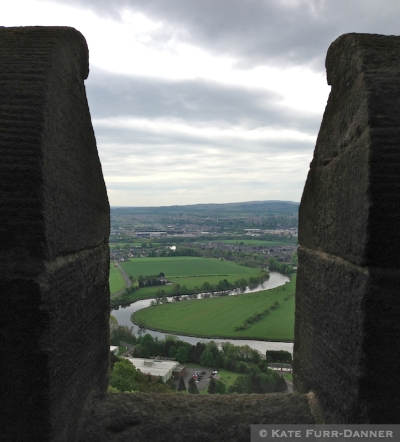 Crenellation Wallace Monument