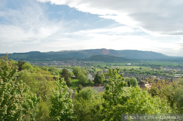 Stirling Castle View I