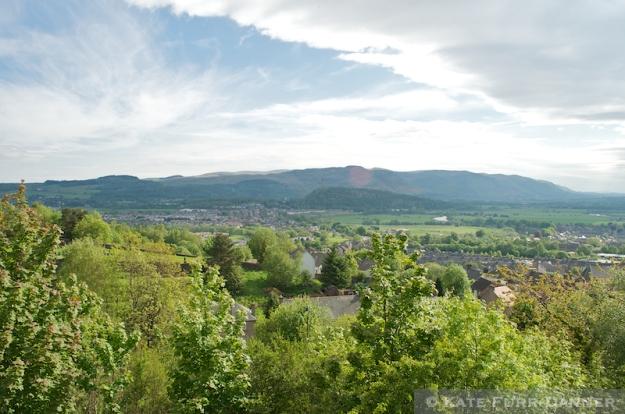 Stirling Castle View I