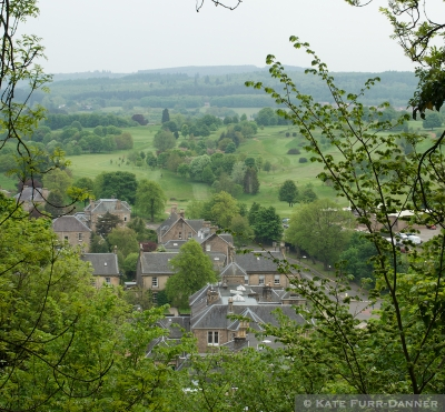 Stirling Castle View