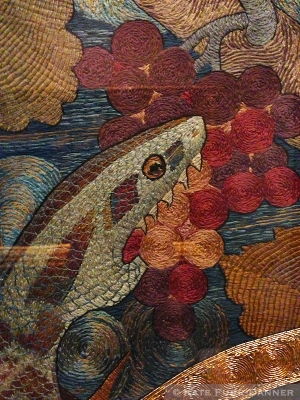 Phoebe Anna Traquair, The Progress of a Soul, Panel 3