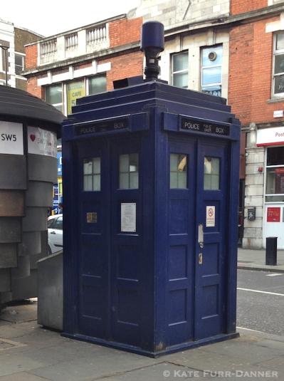 London Police Box