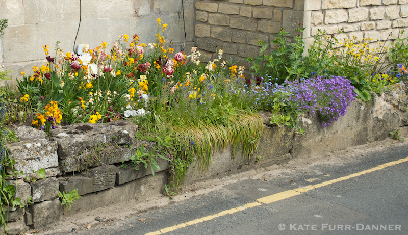 Streetside Flowers Burford