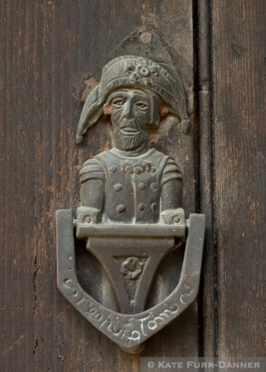 Tom Door Knocker