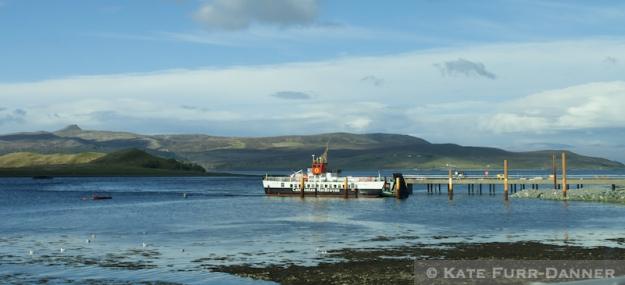 MV Loch Striven, Caledionian-McBrayne Ferry